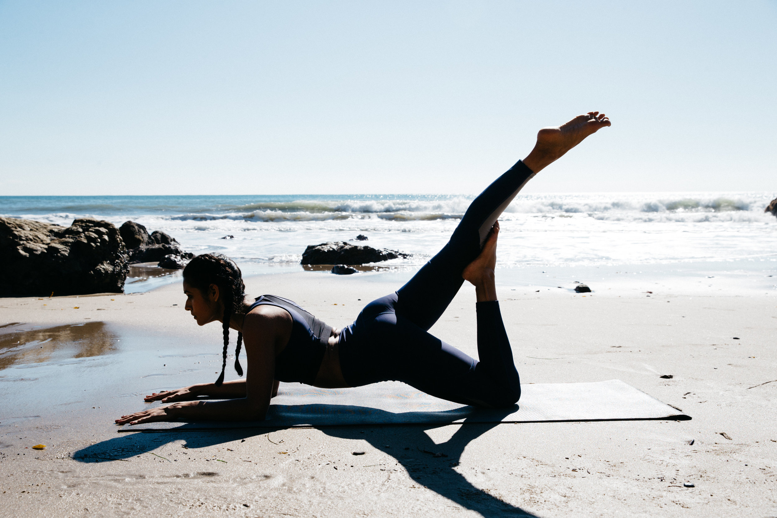 Activate your body with active apparel! NadiX integrates haptic technology to help Yogis improve their practice.