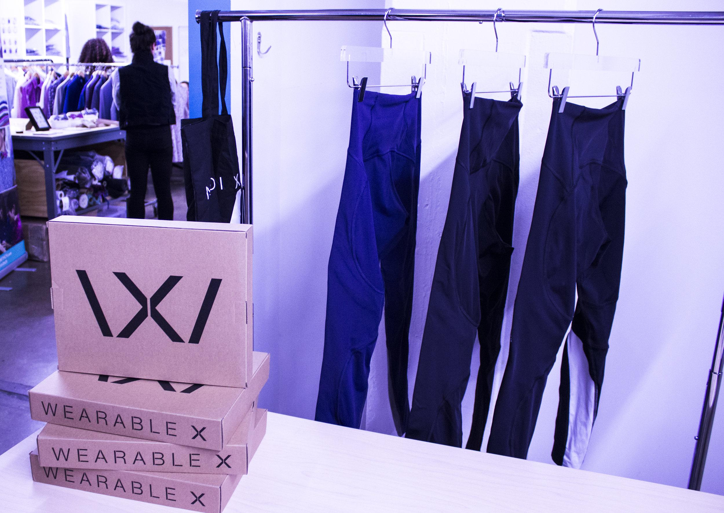 Showcasing at the Brooklyn Fashion + Design Accelerator's Impact Awards