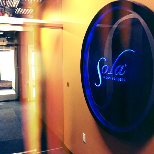 PACKS PARK Lobby Hillary Loves Hair Salon 124 College St Asheville NC 28801 Hair Stylist