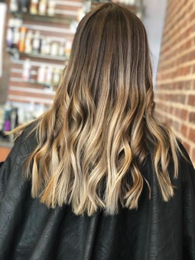 Asheville NC Salon Hair Color Pro Beautiful