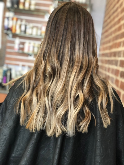 asheville hair color extensions and style hair salon testimonials 5 star reviews beautiful