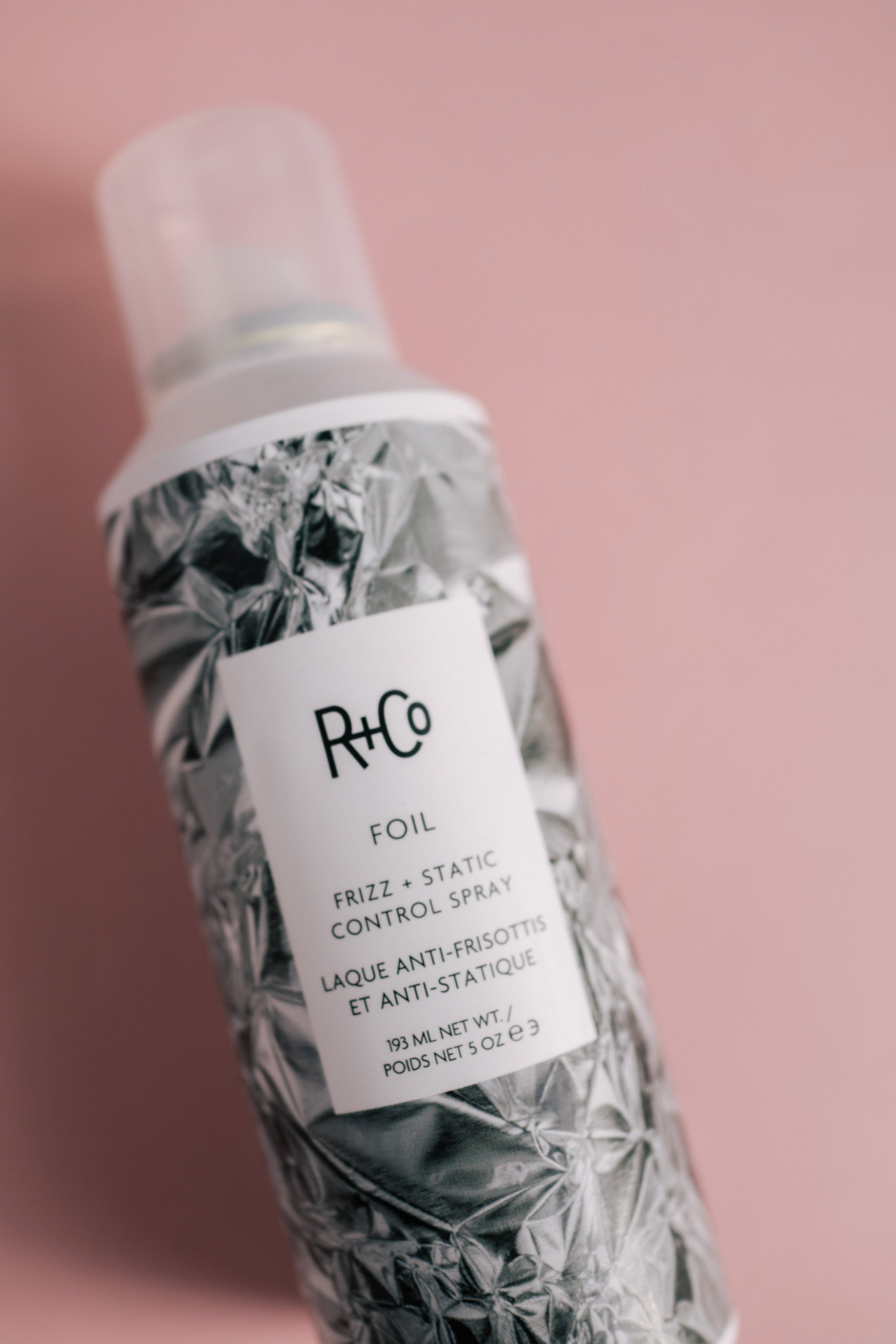 R+Co Hair Product Foil Hair Extensions Treatment Asheville NC