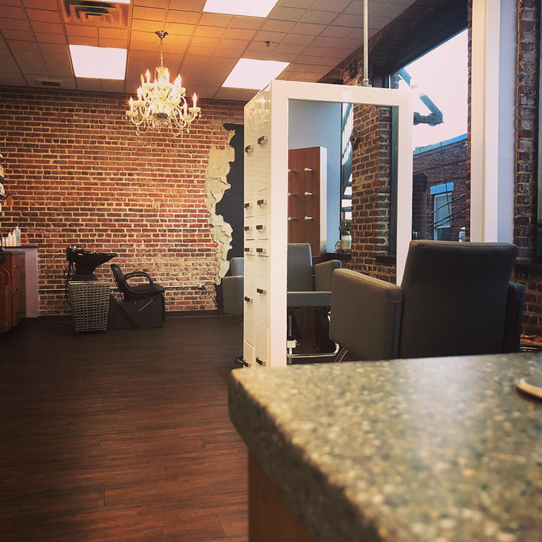 Hillary Loves Hair in Asheville North Carolina Hair Color Salon