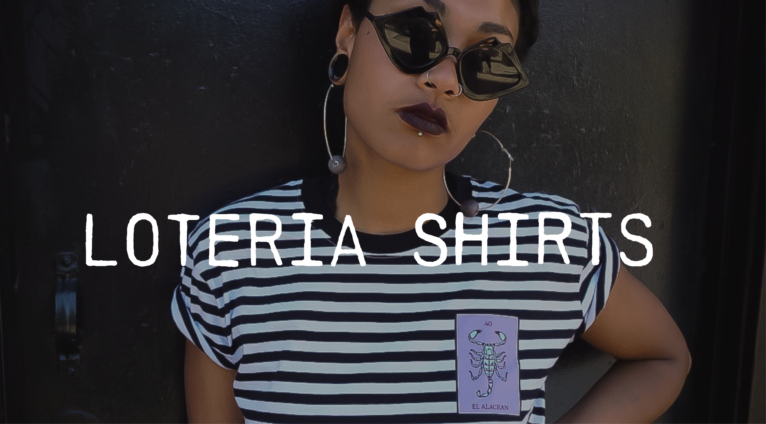 Shirts inspired by Loteria Cards Summer 2019