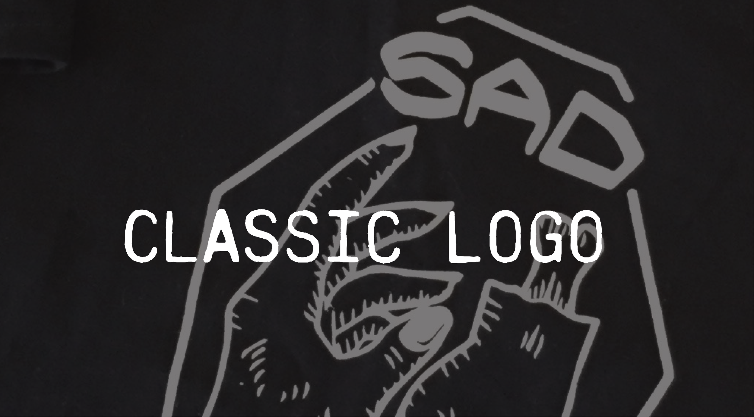 Garments Featuring our classic severed hands logo