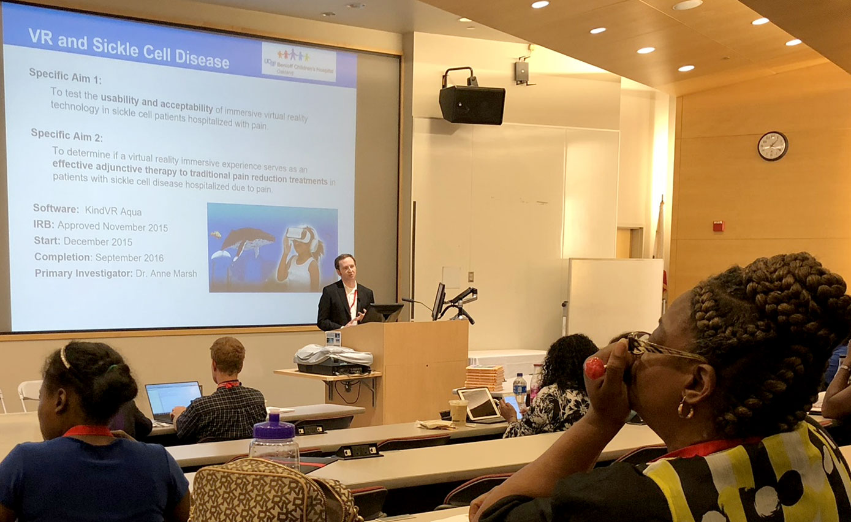 Cayenne Wellness Center's 10th Annual Sickle Cell Disease Educational Seminar - UC Davis Medical Center Sacramento, CA - September 2018