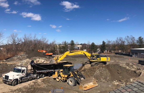 3-21-19 Trucking in Ground Improvement Material & Hauling Out Onsite Material.jpg