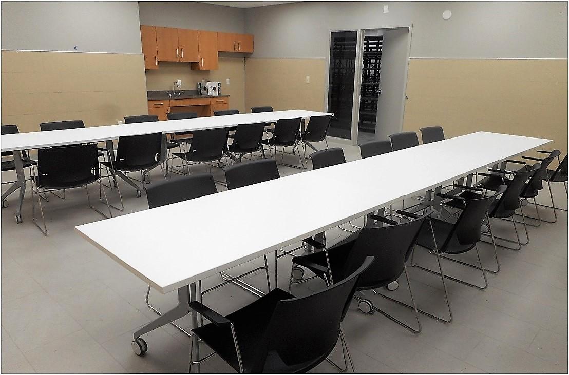 5-2-19 install furniture at tech breackroom.jpg