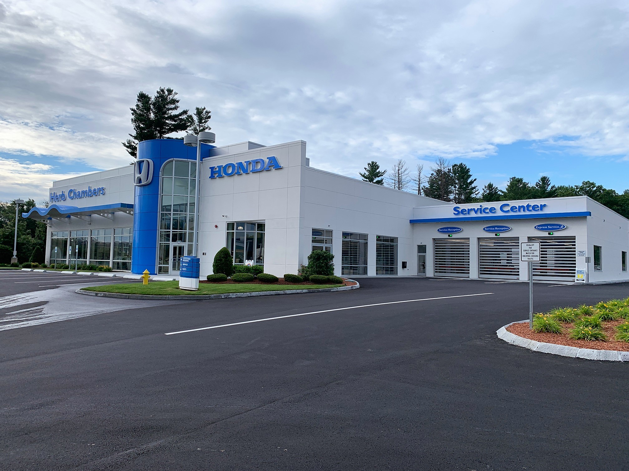 Herb Chambers Honda of Westborough coming soon. Check out our news page for project updates.