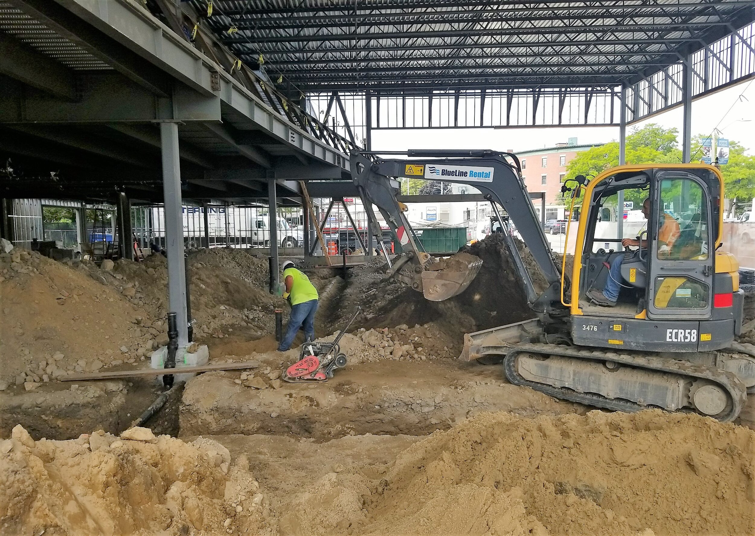 Herb Chambers Westborough >> Herb Chambers Audi Brookline — Construction Source Management