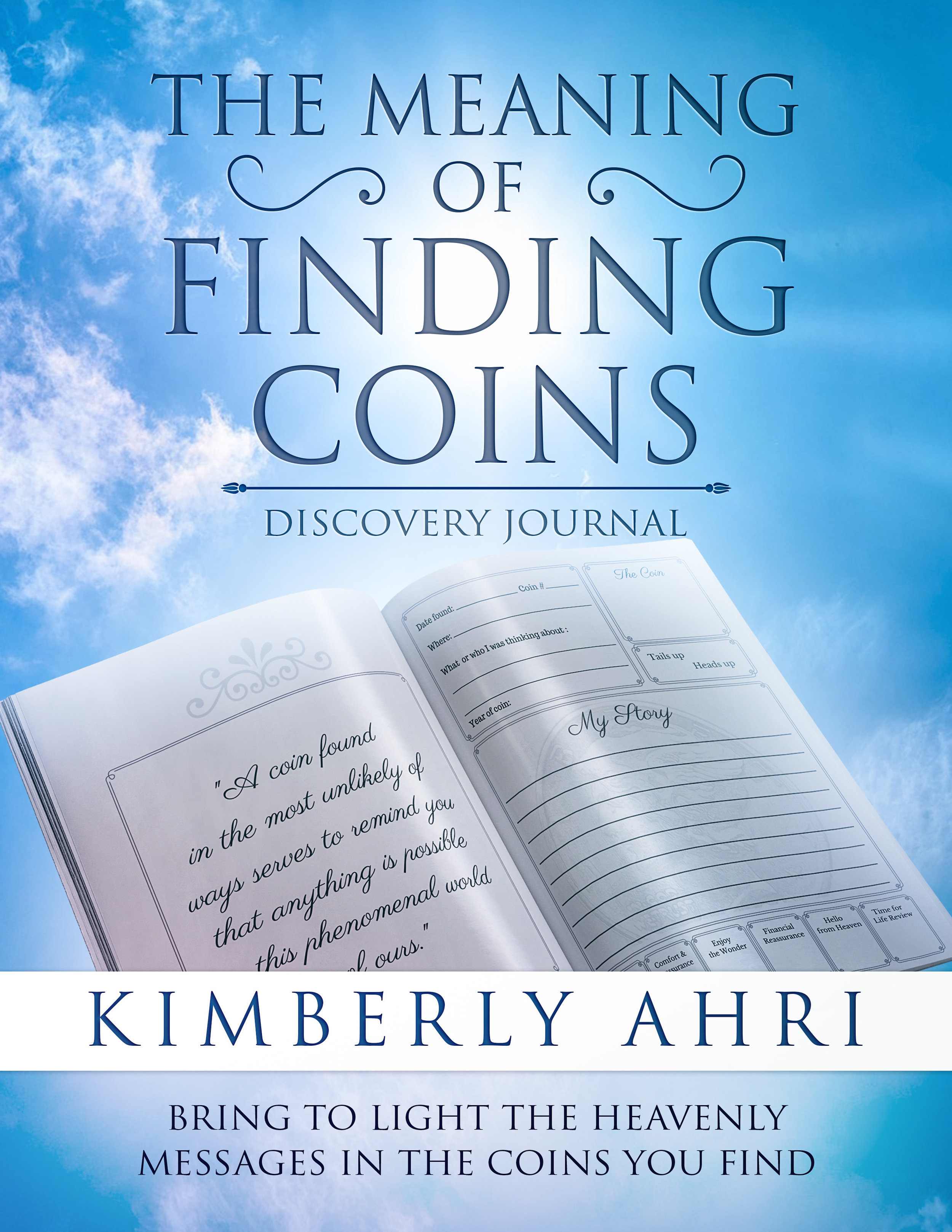 The Meaning of Finding Coins Discovery Journal