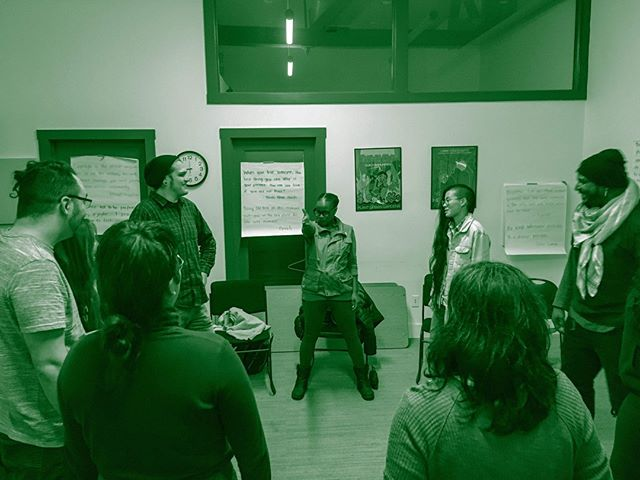 Huge thank you to the folks who attended our free workshop last night and helped us defeat the Matrix 😱 ⠀ ⠀ ❗️Free Improv for PoC workshops every month! untoldimprov.com for more info❗️⠀ *⠀ *⠀ *⠀ *⠀ *⠀ #UntoldImprov #ImprovForPoc #PocImprov #ImprovBayArea #Improv #Theater #Comedy #Storytelling #CelebrateFailure #PeopleOfColor #RepresentationMatters