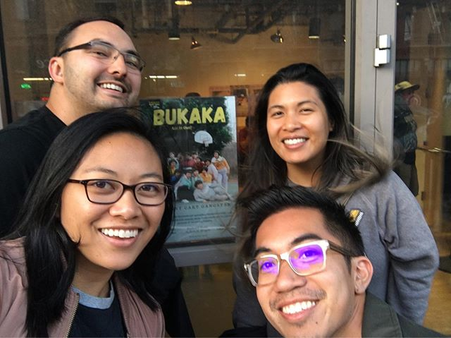 A group of us watched @grannycartgangstas and 😂 LAUGHTER 🤣 WAS 😹 ABUNDANT 😂 If you can, check out their show #bukakaairitout this weekend at @bindlestiff_sf and support an all womxn, Asian American cast! ✌🏽