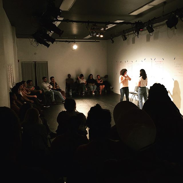 Congrats to our 5th cohort on their graduation show! 👏🏽💫👍🏽and thanks to all our audience members and supporters😭We're back TONIGHT with another Free Monthly Workshop at CounterPulse😱untoldimprov.com to register!✨ . . . . #UntoldImprov #ImprovForPOC #POCImprov #Improv #BayArea #ImprovBayArea #SanFrancisco #Theater #Comedy #Workshop #Art #Drama #Laughter #OnTheSpot #RepresentationMatters