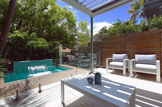 Cooper   In the mood for a swim? #luxuryexteriors #stylishholiday #outdoorliving #booknow