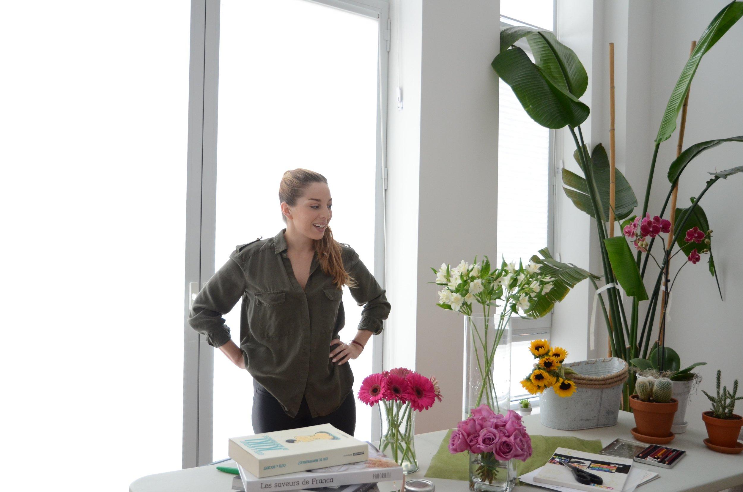 10 choses à savoir sur Stefania Janiak,codirectrice créative et planificatrice - Photo par Nania Sergi