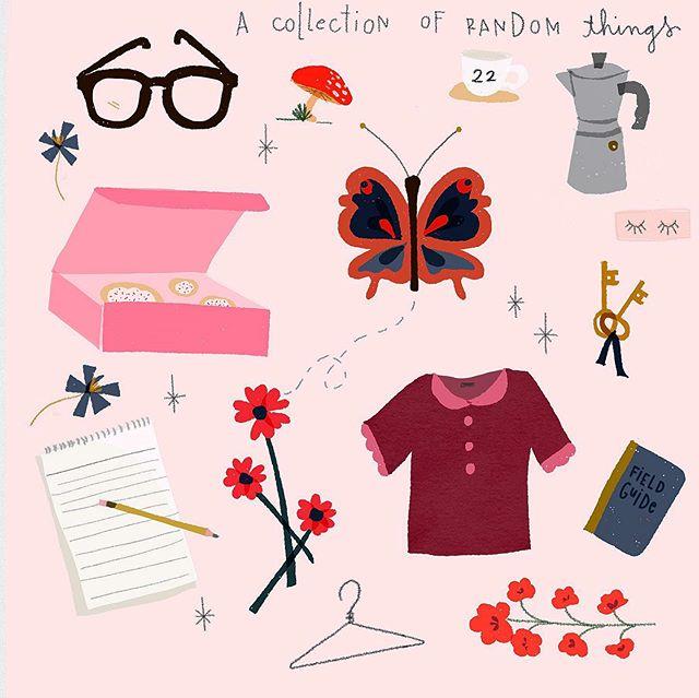 Friday doodles #TGIF #drawingforfun #makearteveryday #practicemakesperfect #artist #designer #illustrator