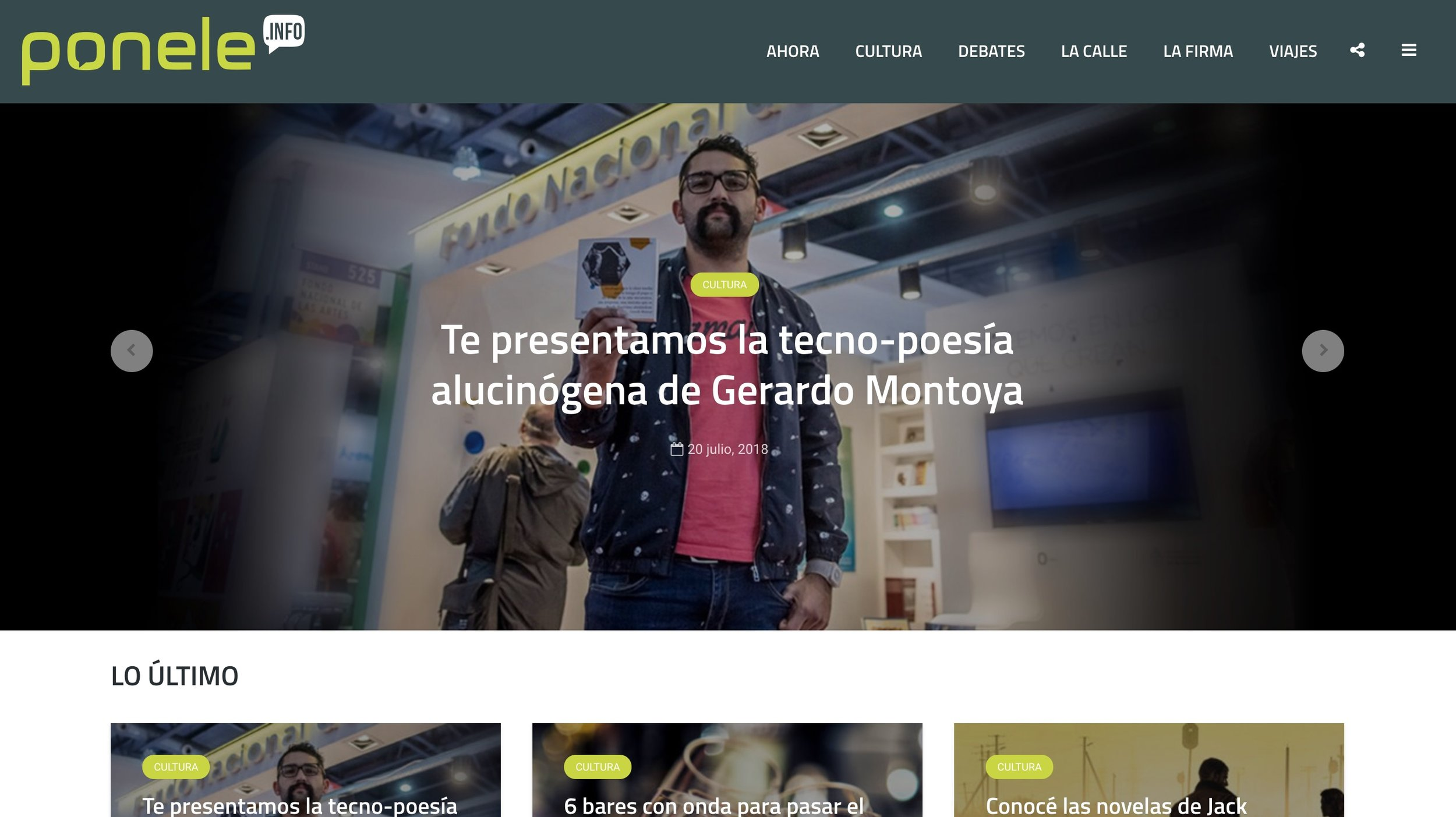 reseña en ponele.info - por Hernán Vanoli