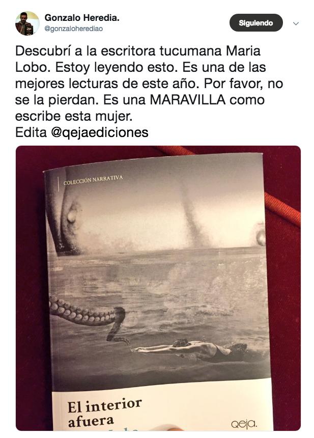 Reseña I en Notas al pie FM - por Gonzalo Heredia