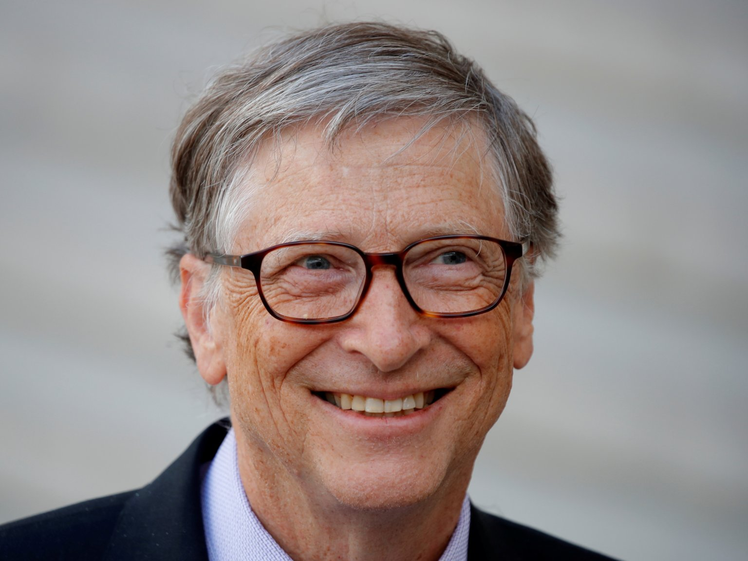 By 2014, Microsoft founder Bill Gates had already shown avid interest in cryptocurrency in an interview with Bloomberg.  REUTERS/Charles Platiau