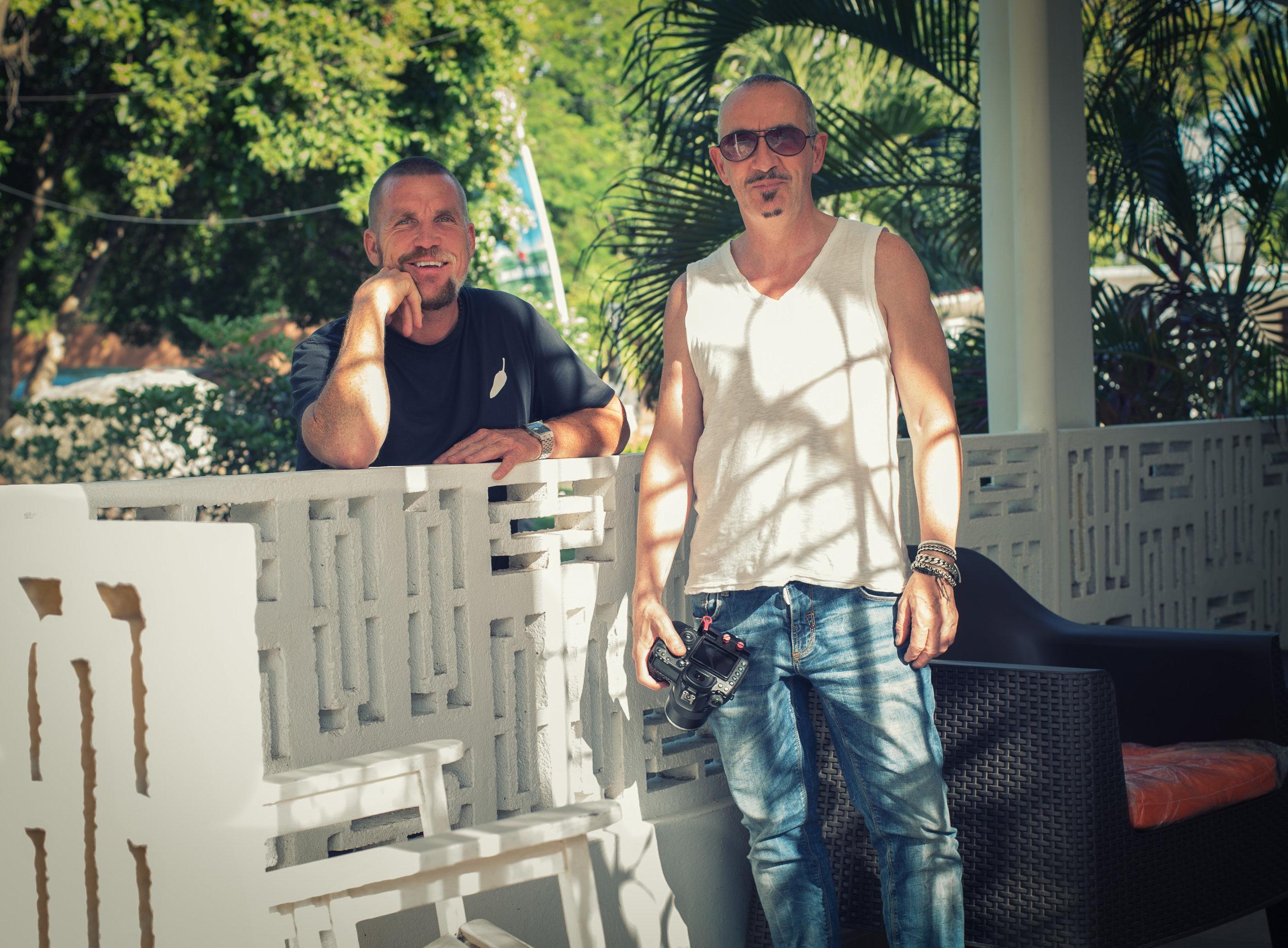 Damien & Stephen, Kingston