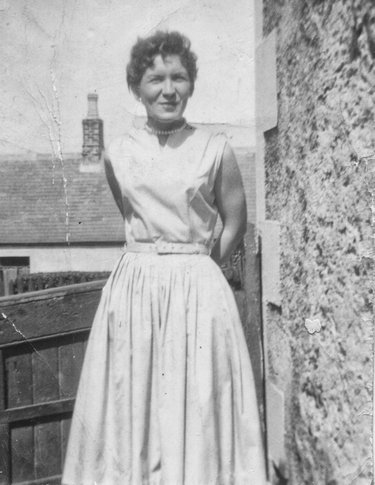 Nora Harvey (Goldie) My Mother