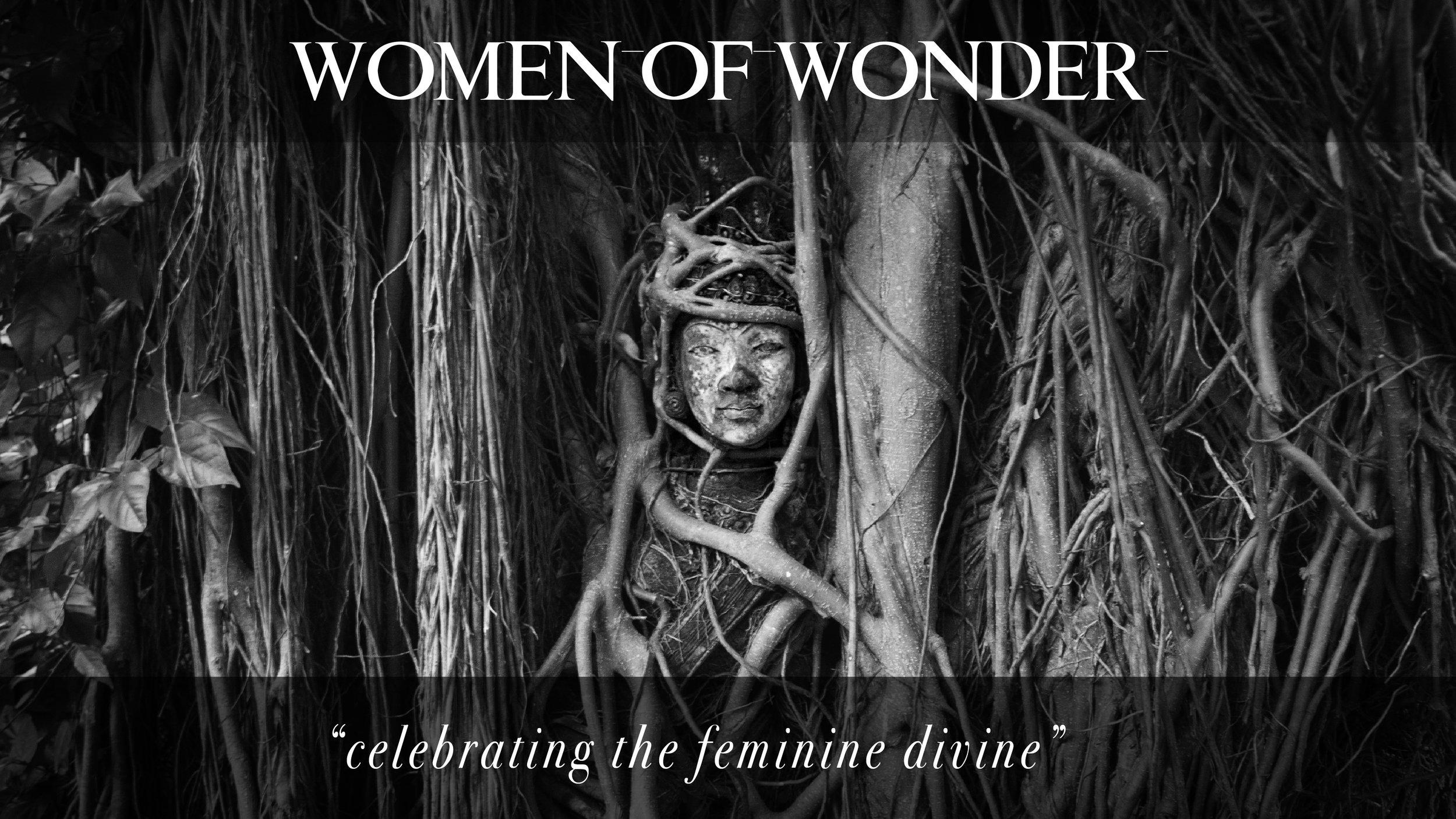 Women of Wonder - Coffee table book