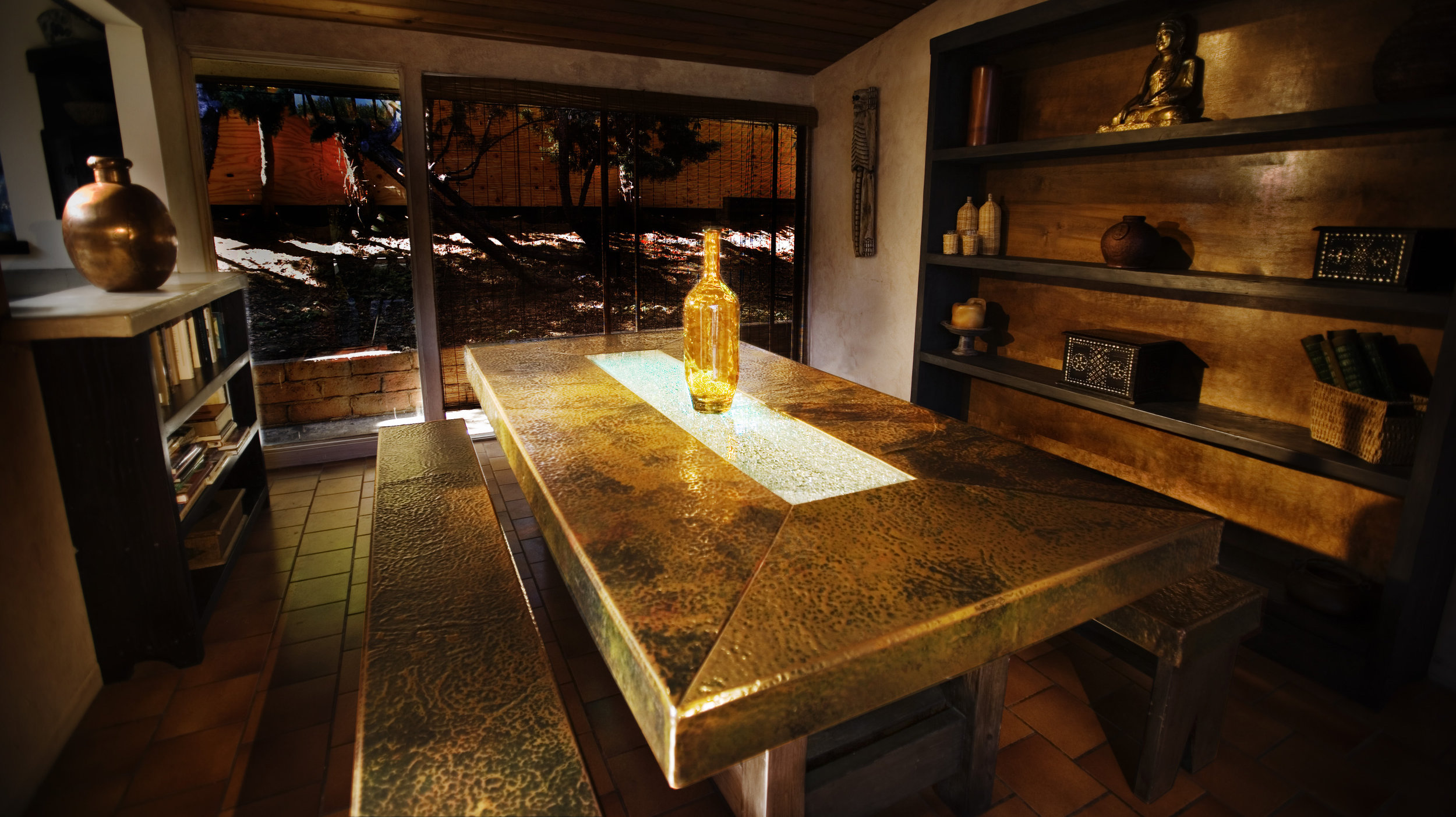 The Copper Table