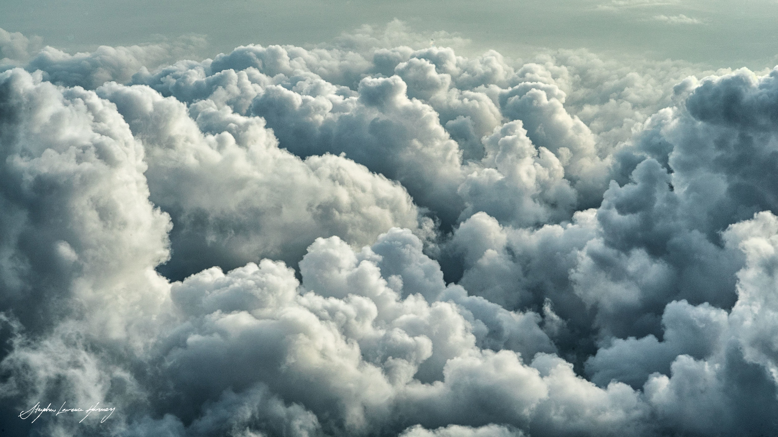Clouds over Malaysia