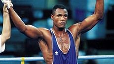 """FELIX SAVON - For Love Of The Cuban Sun. A Doc film about the 3 time Gold Olympian Champion: Felix Savon a Cuban boxing legend who turned down 37 million dollars, fame and fortune to remain in his native land. Savon chose to remain in Cuba and raise his family. including three sons have all followed in his footsteps as boxers . """"This is a love story not between a man and a woman, but a man and his country."""""""