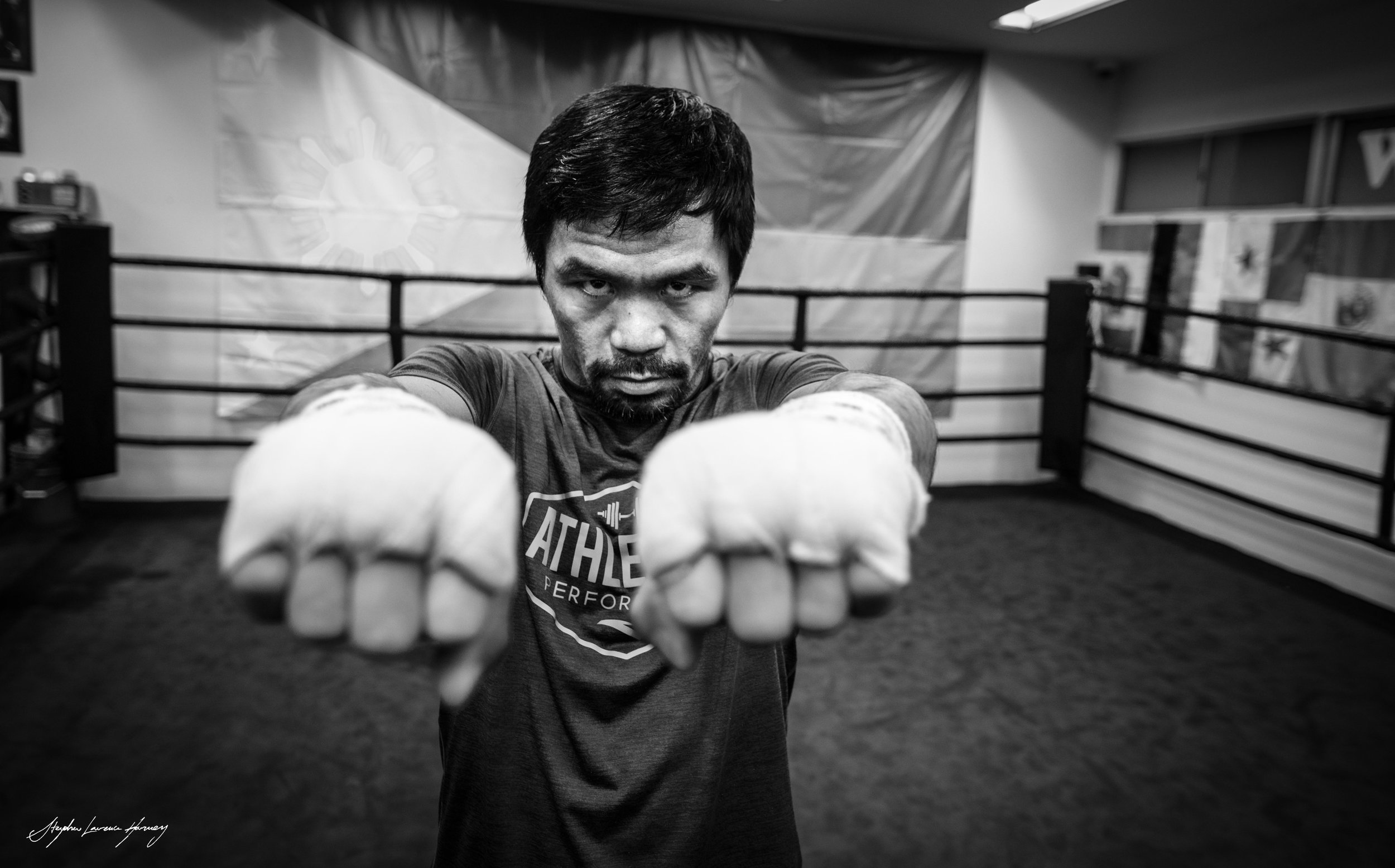 DEFIANT - THE MANNY PACQUIAO OBSESSION