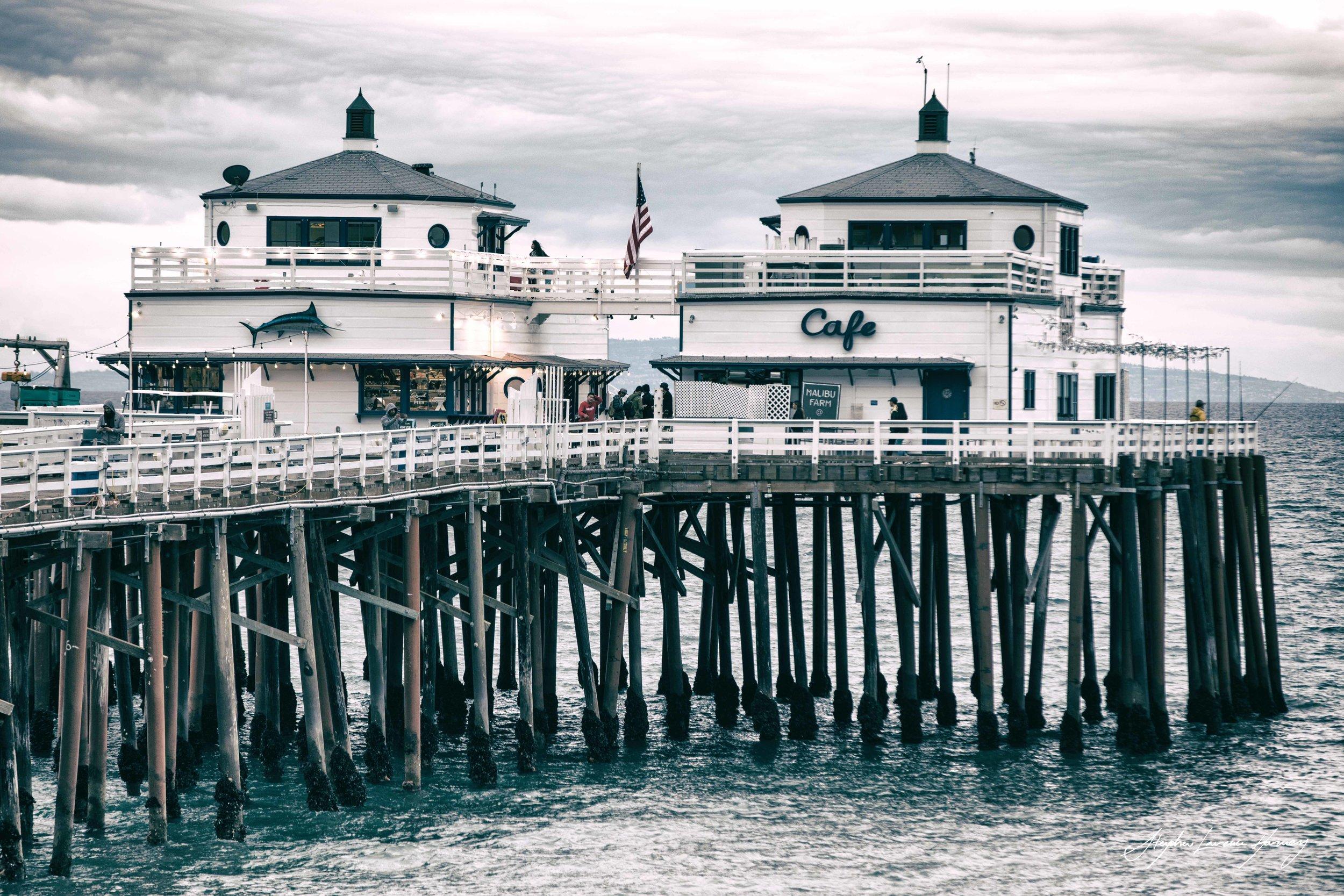 Malibu Pier 2019