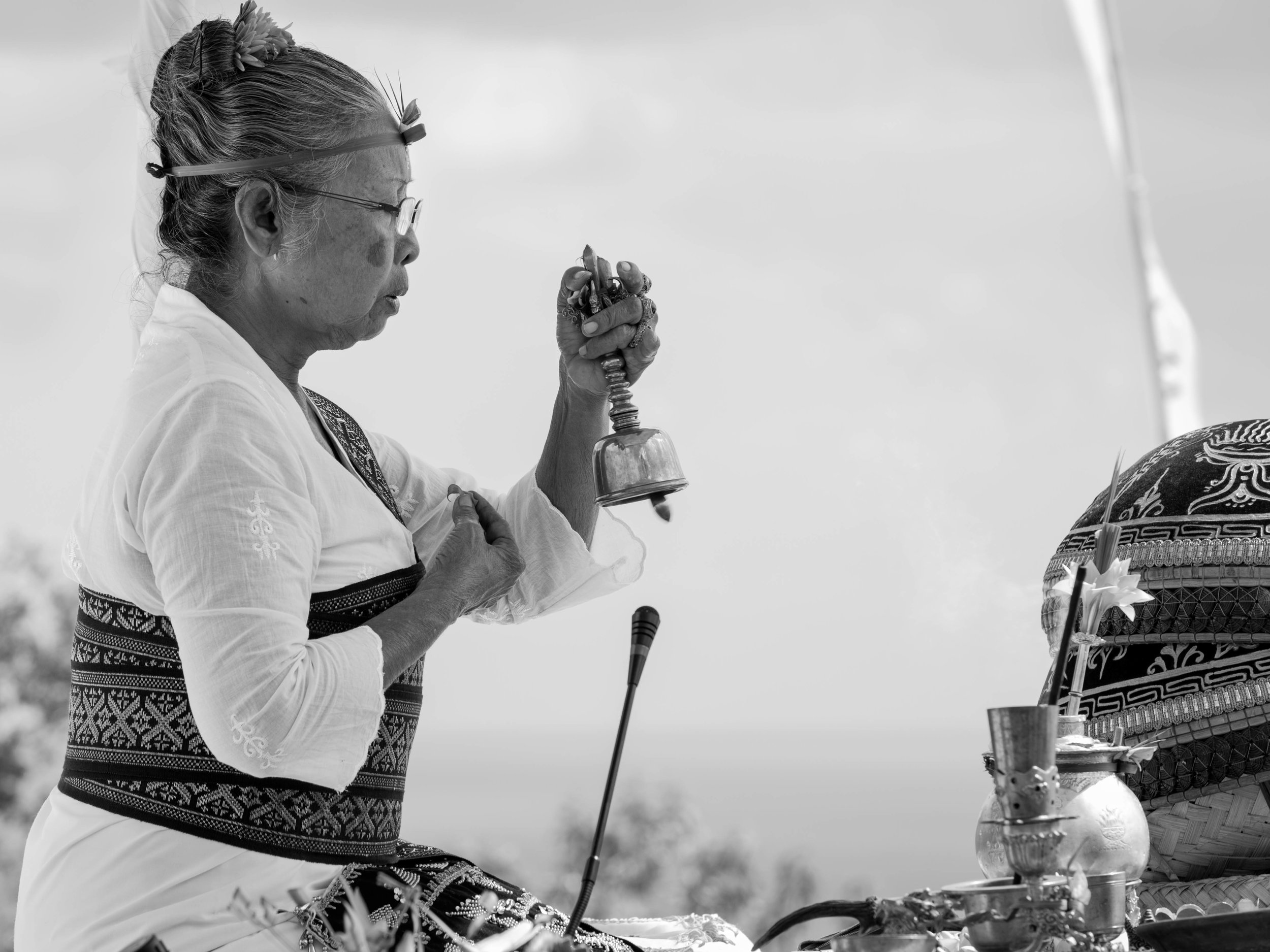 High Priestess (Bali)