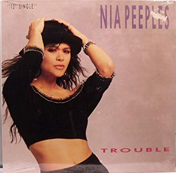 Nia Peeples - SLH wrote and Produced Nia's smash hit TROUBLE that stayed at the top of the Billboard dance charts for 17 weeks in 1988