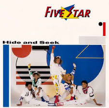 5 STAR - Hide & Seek was the break out hit from 5 STAR and the debut production from SLH - The album would go on to reach platinum sales status in the UK.