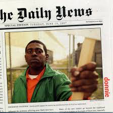 Donnie - 911 the 1st single off the DAILY NEWS album Donnie's follow up to the critically accalimed THE COLORED SECTION