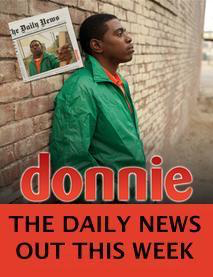 DONNIE - If I were you - off the Daily News Album