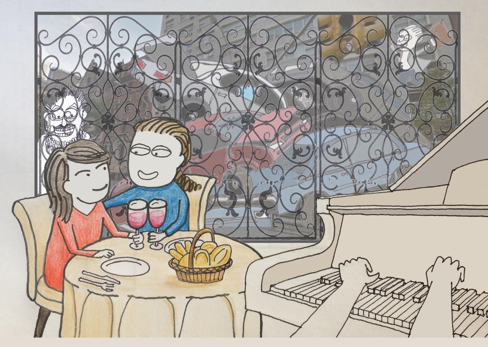 Illustration by Peipei