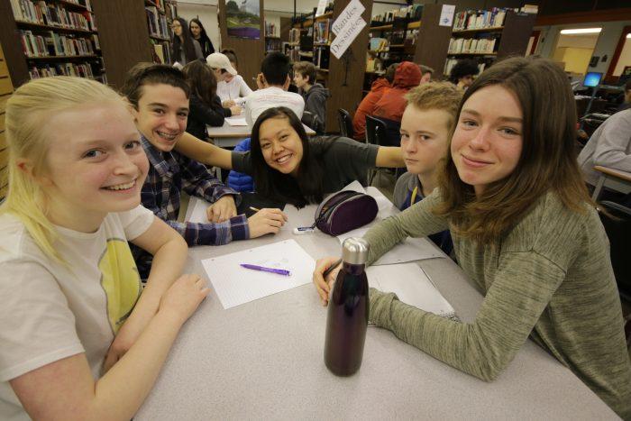 Vancouver School Programs Students