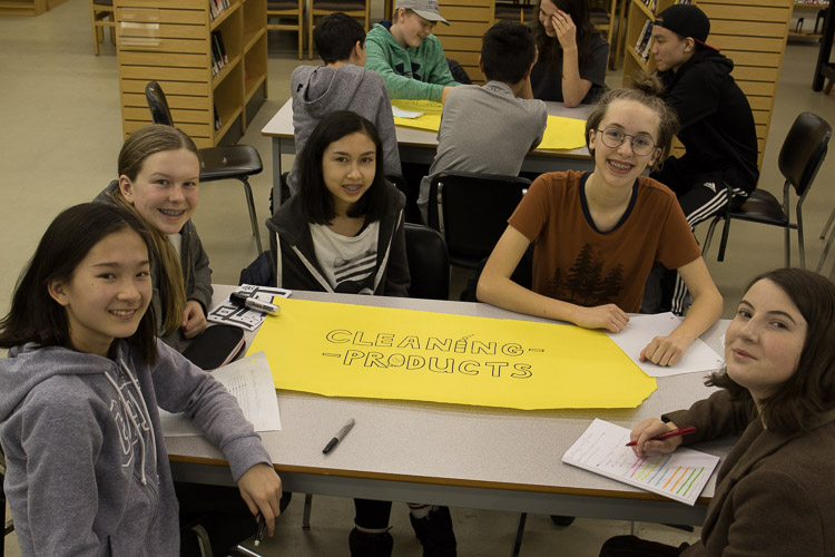 Vancouver School Programs Group Projects