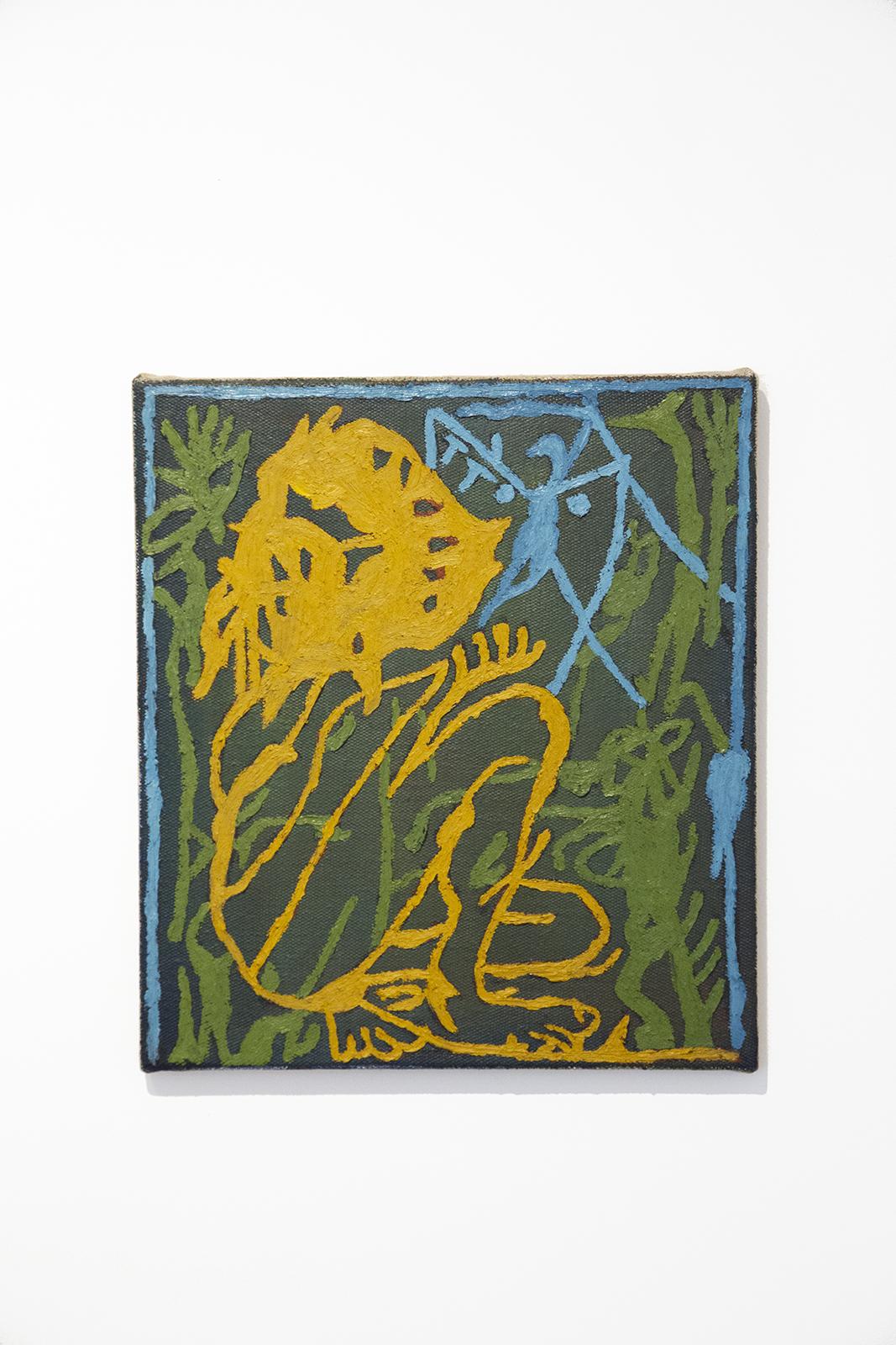 Daniel Gibson at Public Land Gallery in Sacramento