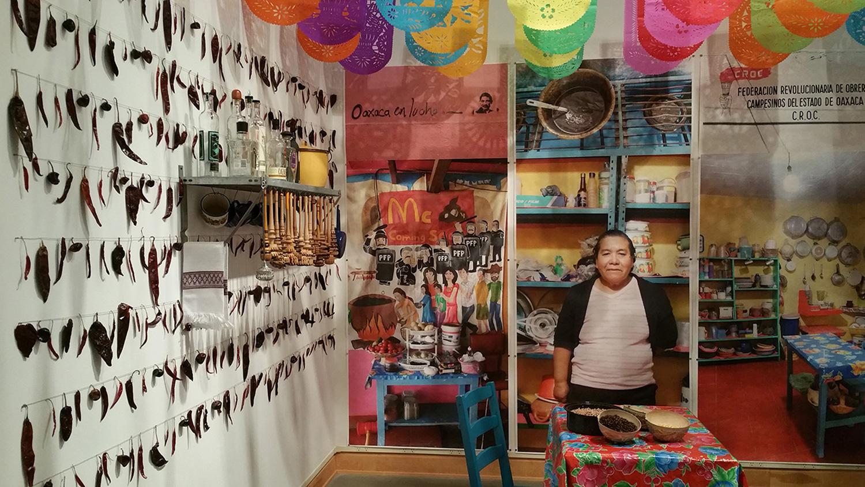 Deborah-Koenker-Visual-Artist-Vancouver-Kelowna_Grapes-and-tortillas