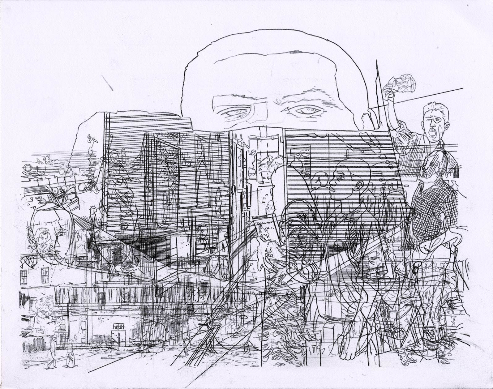 Deborah-Koenker-Visual-Artist-Vancouver_Draw-the-world-paris