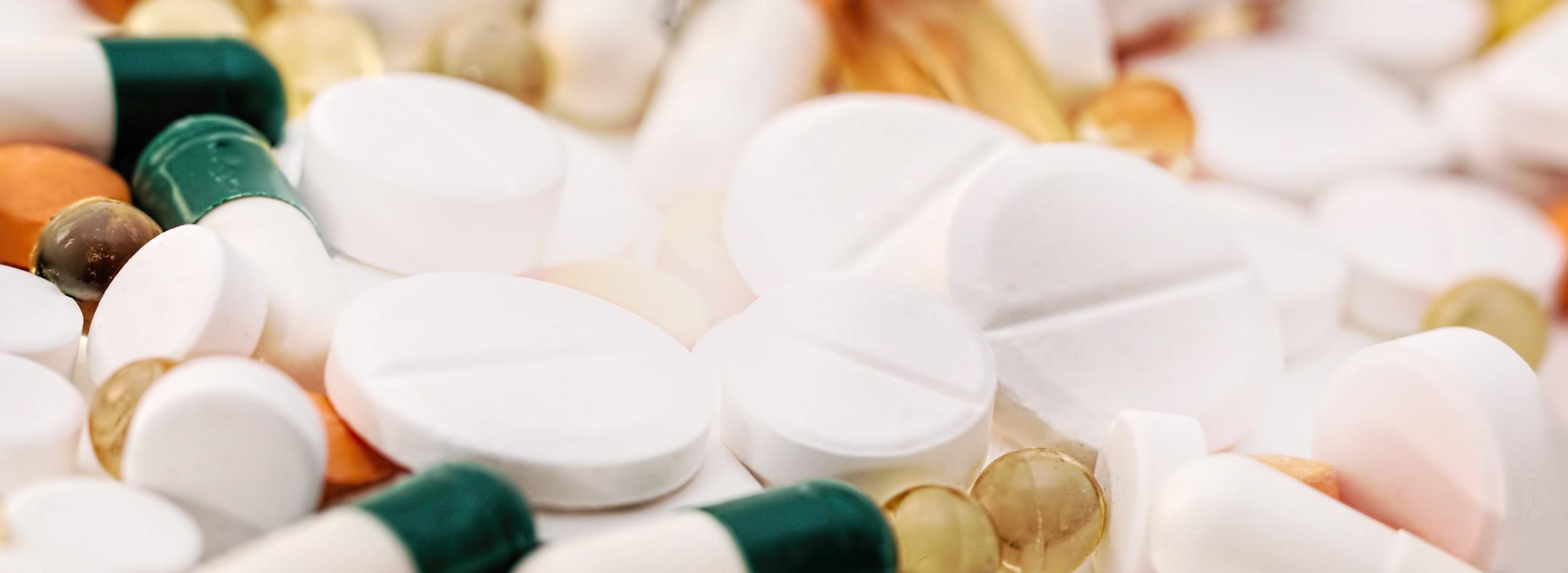 A Note on Psychotropic Medication -