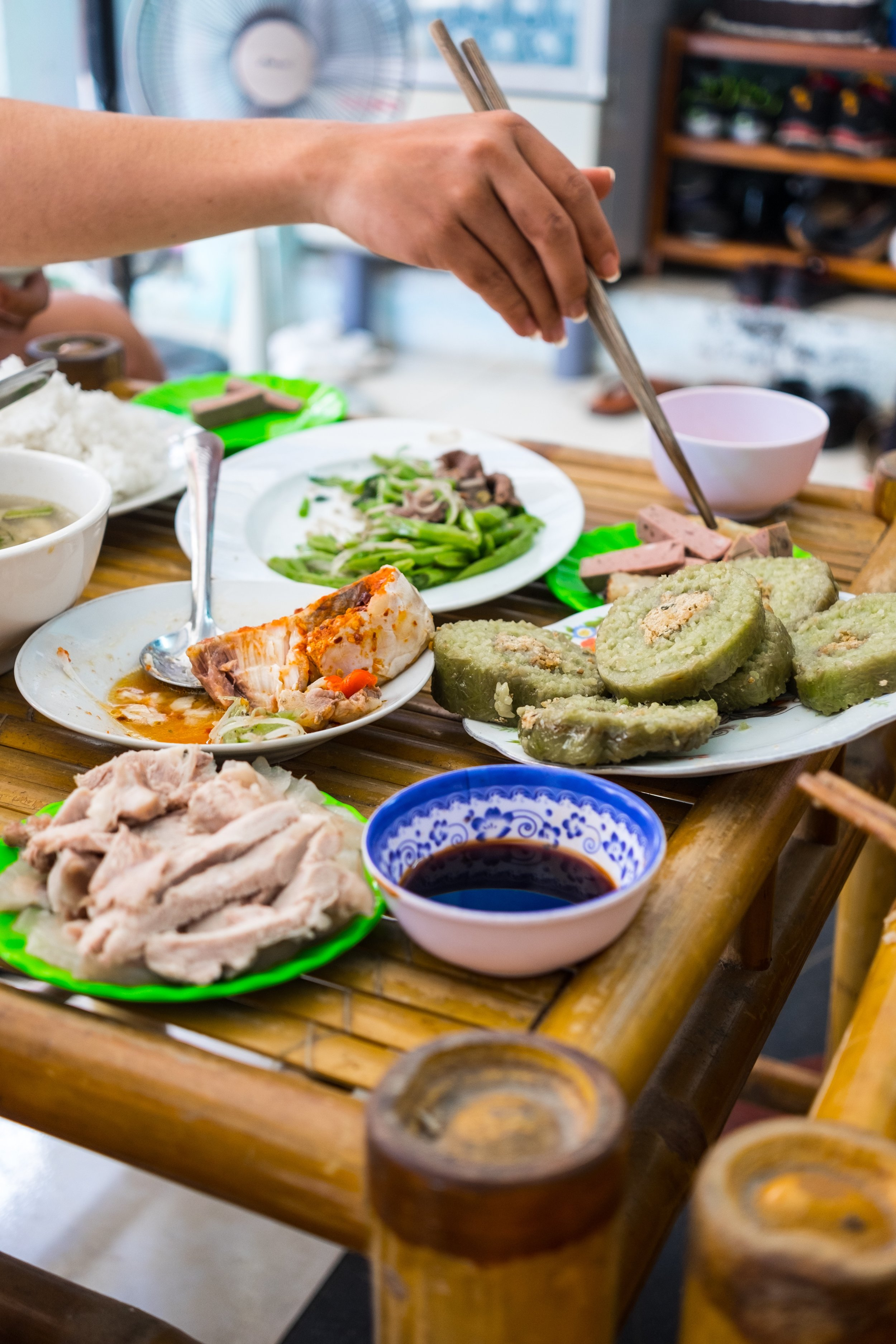 Lunch in Hue