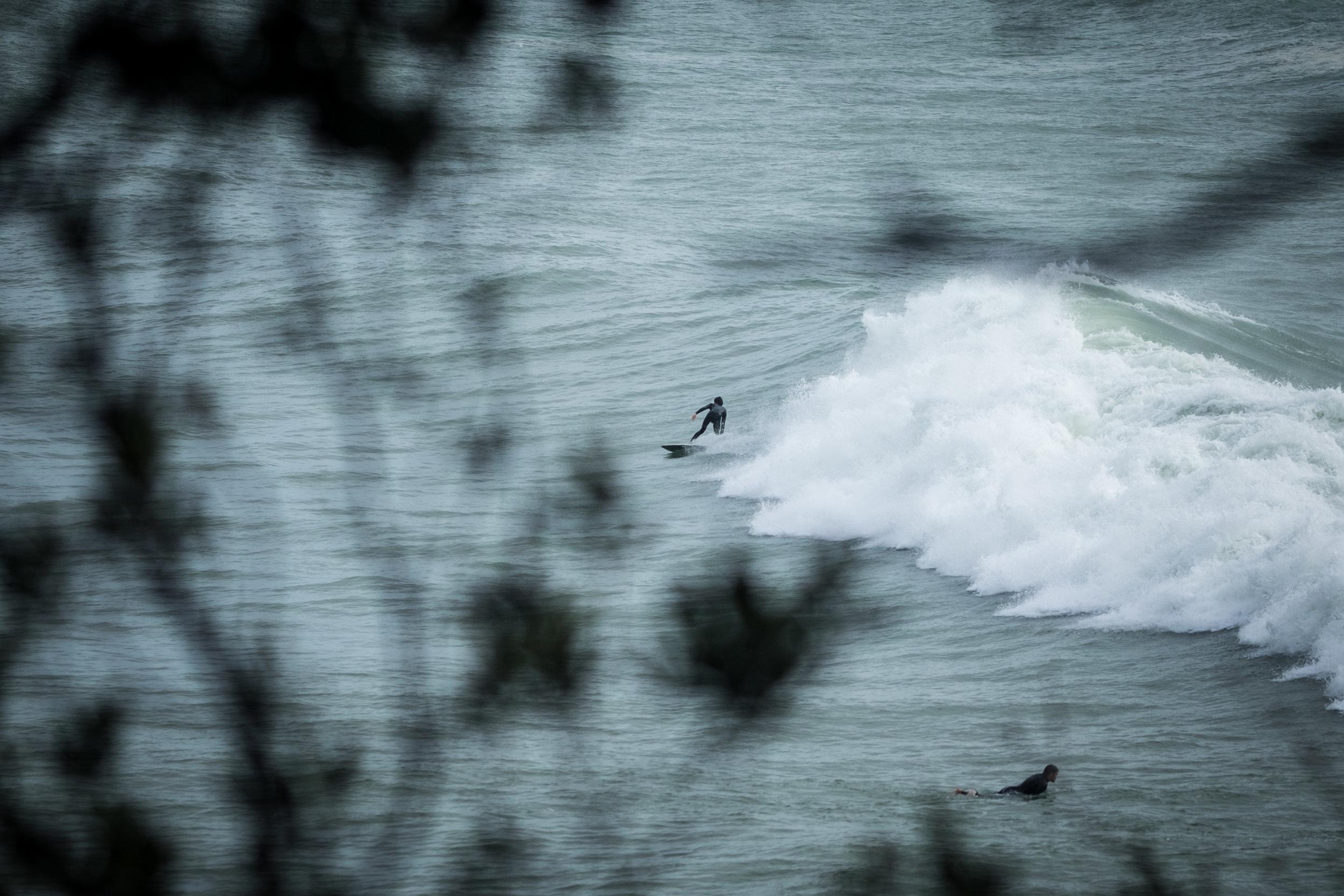 Cold Surf, Moturiki Island