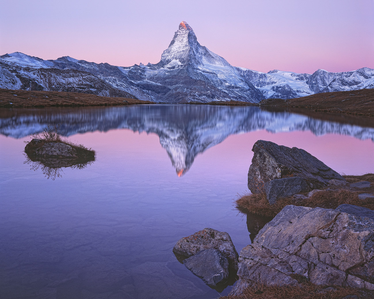 Matterhorn, Schweiz.