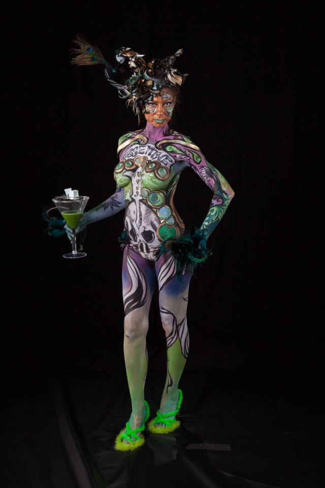 FABAIC 2013 – Absinthe with Artist Shannon Holt
