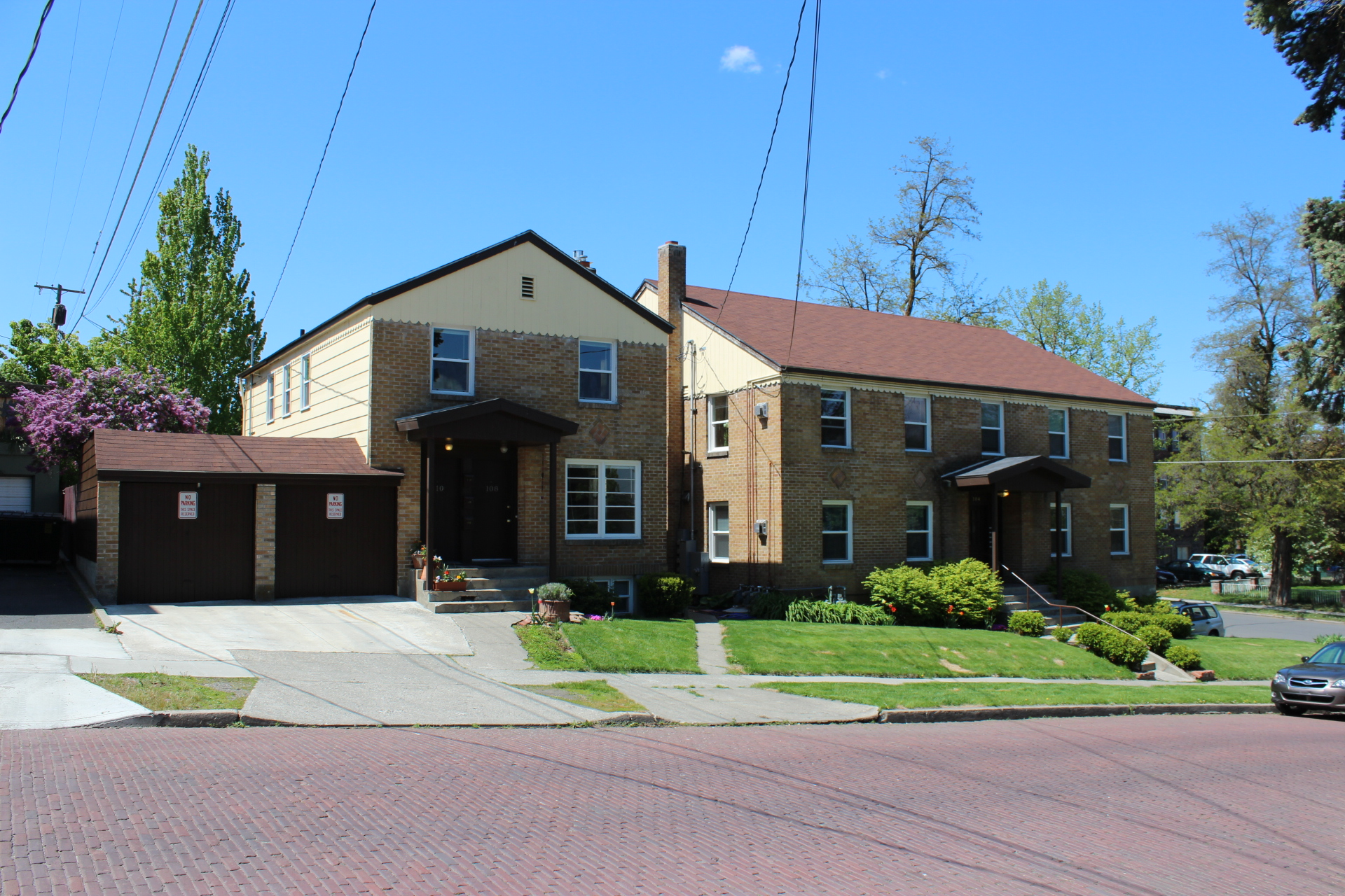 8 Unit Apartment in Browne's Addition                   Sale: $549,000