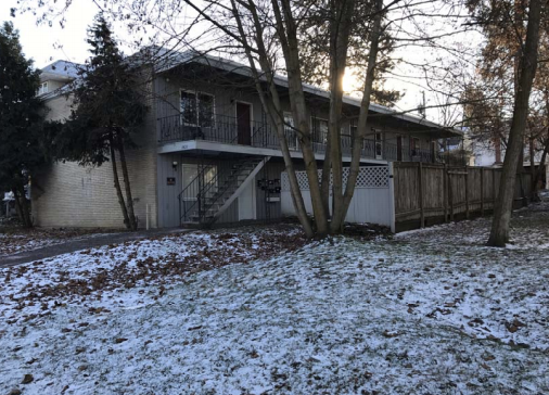 8 Unit Apartment on the South Hill   Sale: $400,000